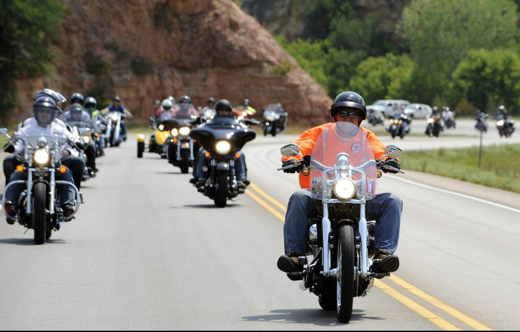 Motorcycle Ride & Poker Run